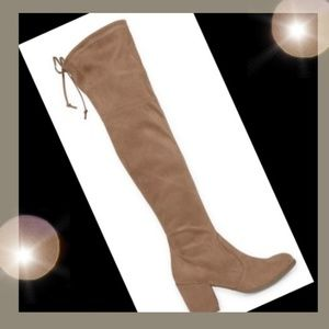 New in box a.n.a gorgeous over the knee Boots